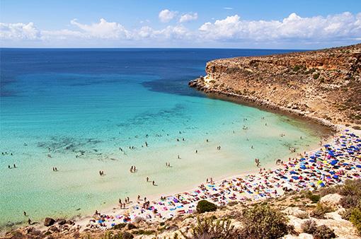 Lampedusa travel appartamenti e case vacanza a lampedusa for Case lampedusa